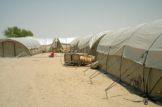 Mobile Hospital to UAE ARmy
